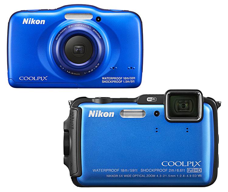 Nikon Coolpix AW120 S32 front Nikon COOLPIX AW120   nowy globtroter