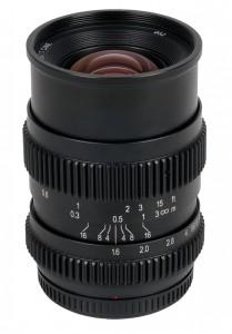 slrm 17mm image 2 209x3001 SLR Magic HyperPrime 17 mm T1.6 do MTF