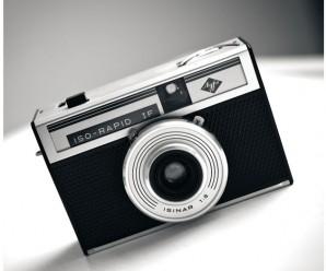 pierwszy aparat